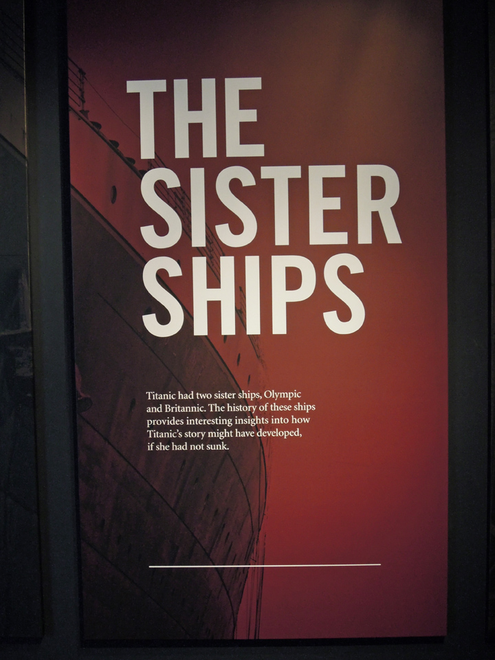 The Sister Ships